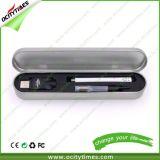 De Patroon Uitrusting/Thc van de Pen van de Verstuiver van de Olie van Cbd van de Aanraking van de knop met de Uitrusting van Vape E Cig van de Olie van de Batterij 280mAh/Hemp van de Aanraking