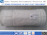 La fibra de vidrio bolsa de filtro para el colector de polvo de la muestra libre