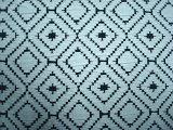 Tessuto del jacquard del panino della tintura dello spazio per i vestiti dalle donne
