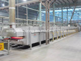 Taglio Steel Wire Industrial Furnace con Ce Certificate