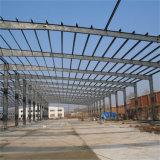 Fornitore di acciaio per costruzioni edili, gruppo di lavoro prefabbricato della struttura d'acciaio