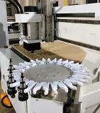 Изменитель инструмента диска центра машины CNC деревянный