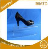 Sauter vers le haut l'étalage acrylique de détail de lunetterie de magasin de chaussures de boucle de bijou de bijou