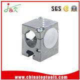 주문을 받아서 만들어진 아연 주물 부속 또는 알루미늄 포장은 또는 주물을 정지한다