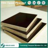 Una buena calidad de 12mm película Brown enfrentó la madera contrachapada