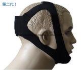 Anti sostenitore russante della mascella del mento, anti cinghia del Apnea del russare