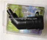 заряжатель USB мотоцикла 5V 3.3A двойной для штепсельной вилки BMW Hella Powerlet DIN для iPhone, франтовского телефона, для Gopro, GPS, таблетка