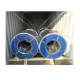 Complet sur le disque dans la bobine de tôle en acier galvanisé
