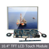 "10.4 "" Industrial Application를 위한 Touch Panel를 가진 LCD SKD Module"