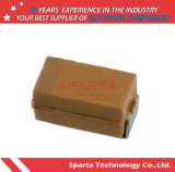 Taja106K016rnj 16V 1206 Standard e condensadores de tântalo de baixo perfil