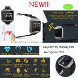 방수 IP 67를 가진 Bluetooth 팔찌는 감시하고 기능 (CK12)를
