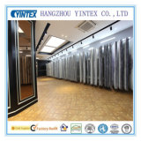 중국 공급자 Yintex 100%년 면 공단 면에 의하여 염색되는 능직물 직물