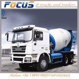 構築の区分のプラントのための熱い販売8cubic具体的なミキサーのタンカーのセメントの混合のトラック