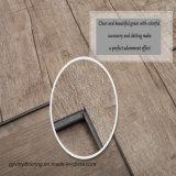 Plancher personnalisé de planche de cliquetis de vinyle de PVC de plancher d'épaisseur