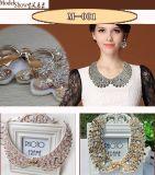 Weinlese-Tätowierung-Troddel-Punkart-Spitze-hängende Hochzeits-Halskette