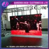 안전한 모형 실내 4mm 풀 컬러 큰 단계 LED 스크린