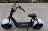 2016デザインCitycoco新しい2の車輪の工場価格のための小さいHarleyの白い移動性のスクーター