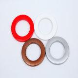 De veelkleurige ABS Ringen van het Gordijn voor Gordijn