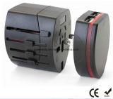 De multinationale Universele Adapter van de Reis, de Adapter van de Macht van de Lader van de Reis