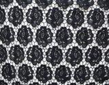 Fios de leite Flor Bordada Lace roupas para as mulheres têxteis