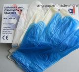 粉の歯科医療のための自由なビニールの検査の手袋