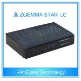 ケーブル接続テレビチャネルDVB CのZgemma星LC