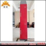Fas-014 Barato Piscina móveis de armazenamento de Metal Cacifos Superior Inclinada