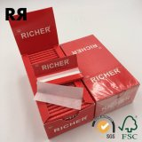 더 부유한 주문 상표 Fsc & SGS & FDA 연기가 나는 담배 종이 뭉치