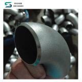 ASTM B366 Uns N06022 Hastelloy C22 90度の肘