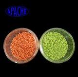 Granules en nylon des fibres de verre PA6 de Masterbatch personnalisés par couleur pour le matériau d'ingénierie