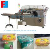 자동적인 수평한 Lipton 차 상자 플레스틱 필름 포장 기계 장비