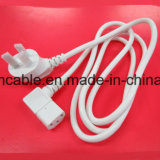шнур питания утверждения 1.8m CCC китайский с верхним IEC C13
