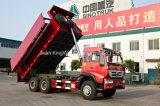 Corvering Dump Body 6X4 Diving TypeのSinotruk Brand Dump Truck