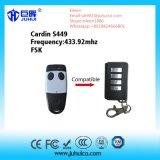 Compatível Aprimatic porta a porta Universal Controle remoto com 433.92MHz