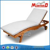 Lounger di Sun del teck - mobilia esterna di Sunbed
