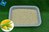 Litera de gato del maíz con control fuerte y el grupo del olor