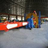 Equipo subacuático de la fabricación de cables del alambre