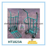 Trole Foldable de múltiplos propósitos da mão do metal (HT4024)