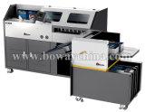 Het bureau levert 2 wordt 1 Digitale Creaser en de Hete Bindende Machine van het Boek van de Lijm van Pur van de Smelting Perfecte