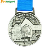 O desporto de alta qualidade personalizada mesmo Medalha de Metal