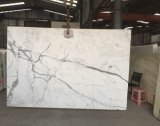 De Witte Marmeren, Marmeren Tegels van Statuario en Marmeren Plakken