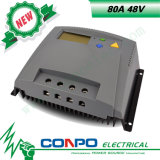 80A, 48V 의 LCD 태양 관제사