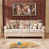 Modernes Art-einfaches hölzernes Sofa-gesetzter Entwurf