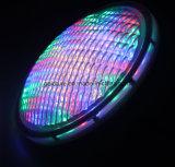 LED 바닷물 수영장 빛 12V 동위 56 백색