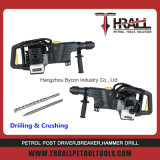 Meilleure vente outils disjoncteur essence marteau de démolition