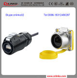 Migliore Price Cat5 Rj45 Connector/lan Rj-45 Connector di Waterproof Rj45 Connector/Ethernet per il LED