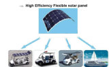Панель солнечных батарей 250W Sunpower Semi гибкая