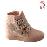 여자, Sneaker (SN519) 최신 판매 섹시한 신발 숙녀를 위한 형식 단화