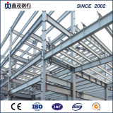 Edificio ligero prefabricado del metal del almacén de la estructura de acero de China