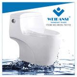 Керамические Weidansi промойте вниз S-Trap одну деталь туалета (WDS-T6110)